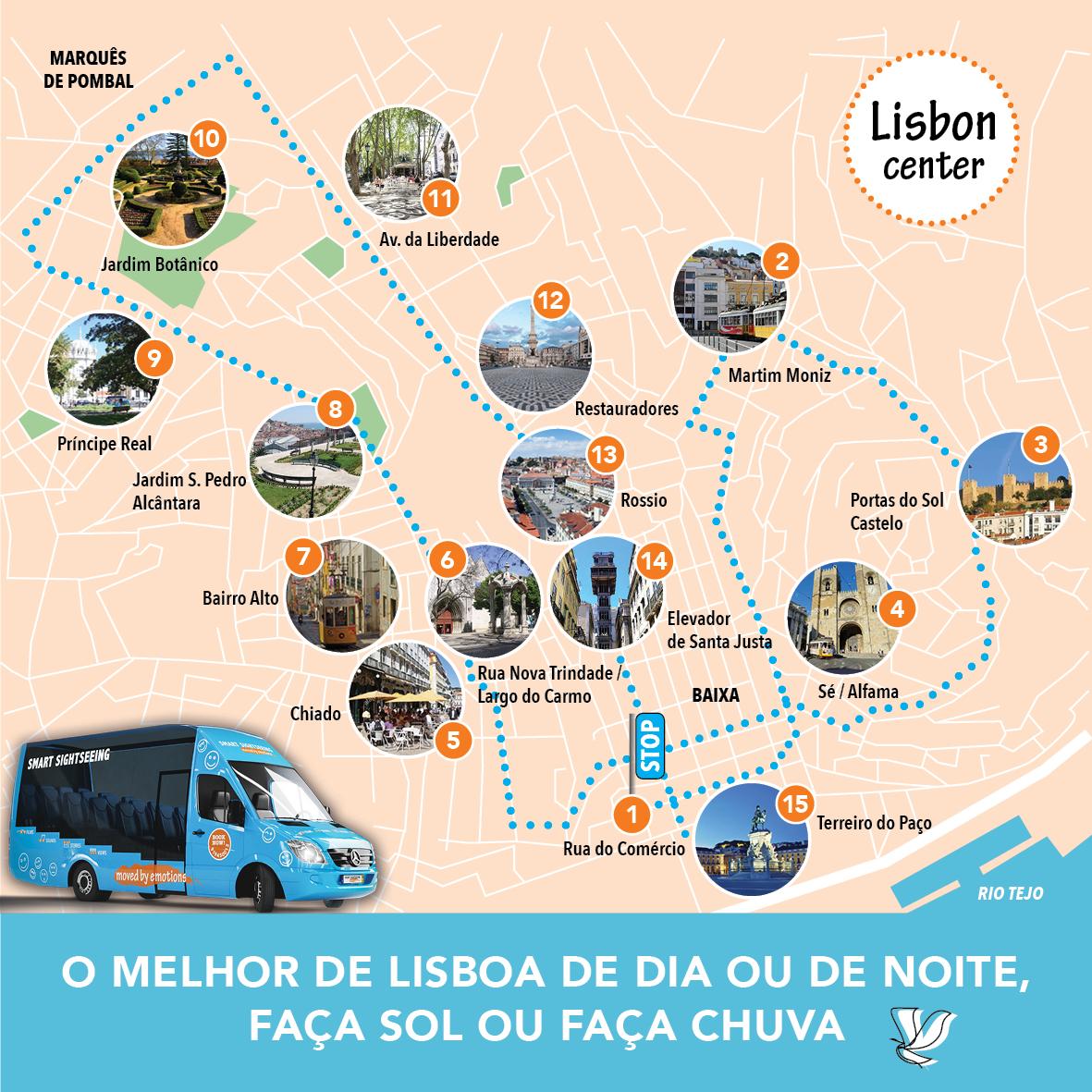 Tour Smart Sightseeing