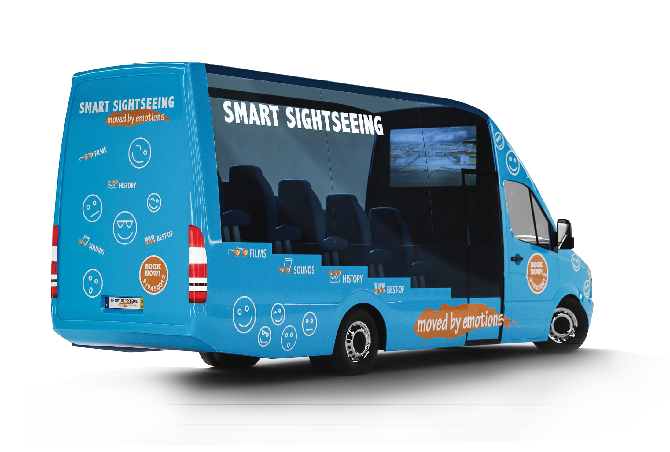 Reservas Smart Sightseeing